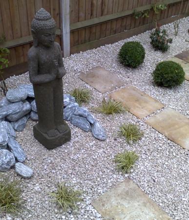 Vrt za meditacijo v Londonu
