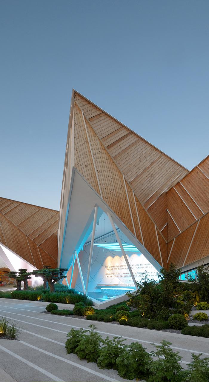 Krajina Slovenskega paviljona EXPO Milano